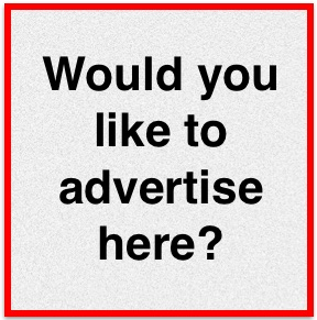 Would you like to advertise here?