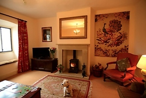 National Trust holiday cottages at Hardwick Hall,
