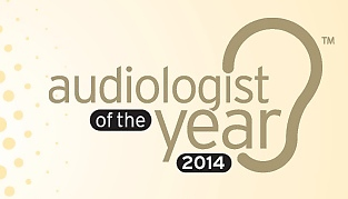 Audiologist of the Year 2014 3