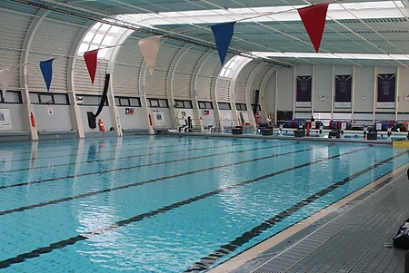 Deaf swimmers light up loughborough sl first ltd - Loughborough university swimming pool ...