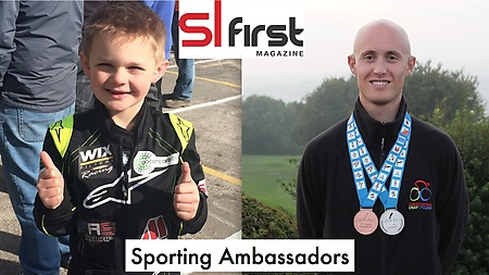 Caleb and Tom